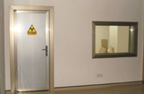 leadlined xray proof doors
